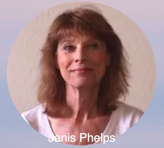 Picture of Janis Phelps, a Gilbert Yoga teacher.